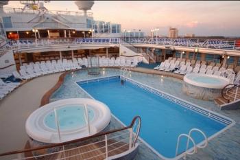 10 jours au départ de New York à bord du Caribbean Princess