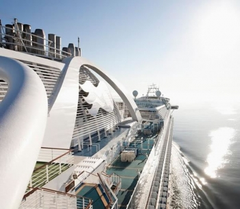 14 jours au départ de Barcelone à bord du Emerald Princess