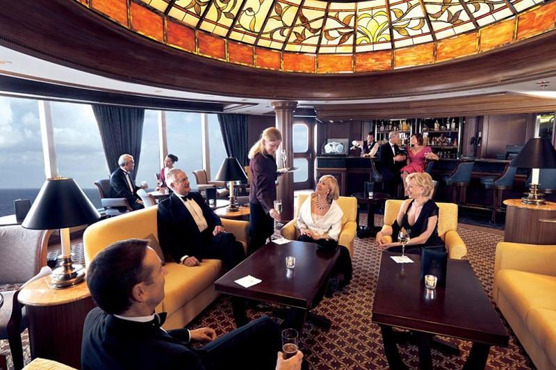 L'Amérique du Sud en 31 jours au départ de Valparaiso à bord du Queen Victoria