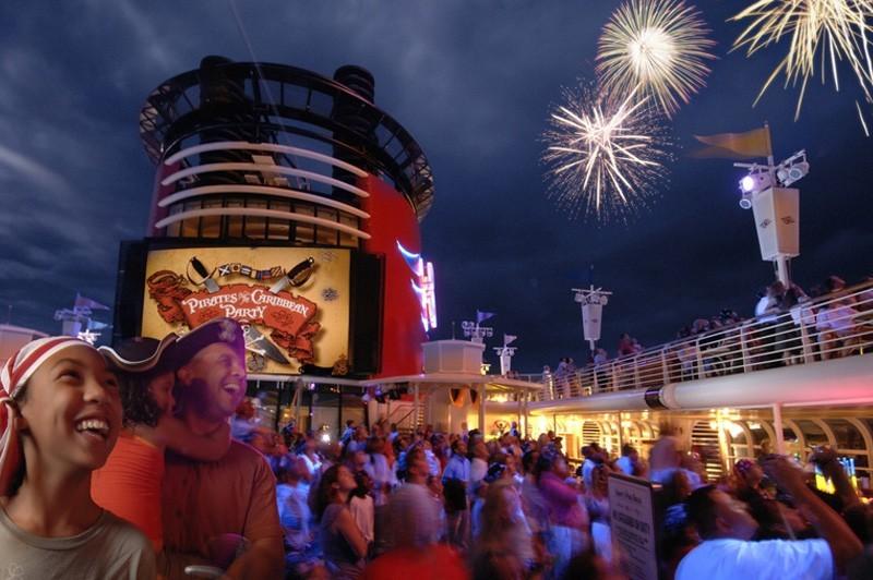 Merveilleuse Méditerranée en 8 jours au départ de Civitavecchia (Rome)  à bord du Disney Magic