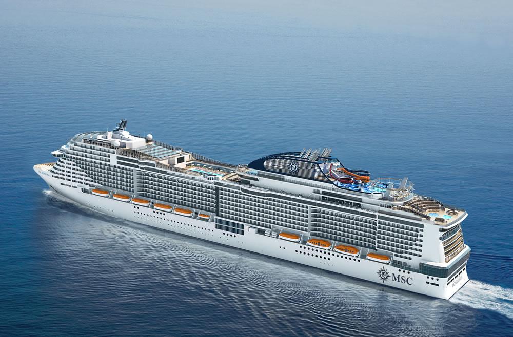 Merveilleuse Méditerranée en 8 jours à bord du MSC BELLISSIMA à départ de Gênes