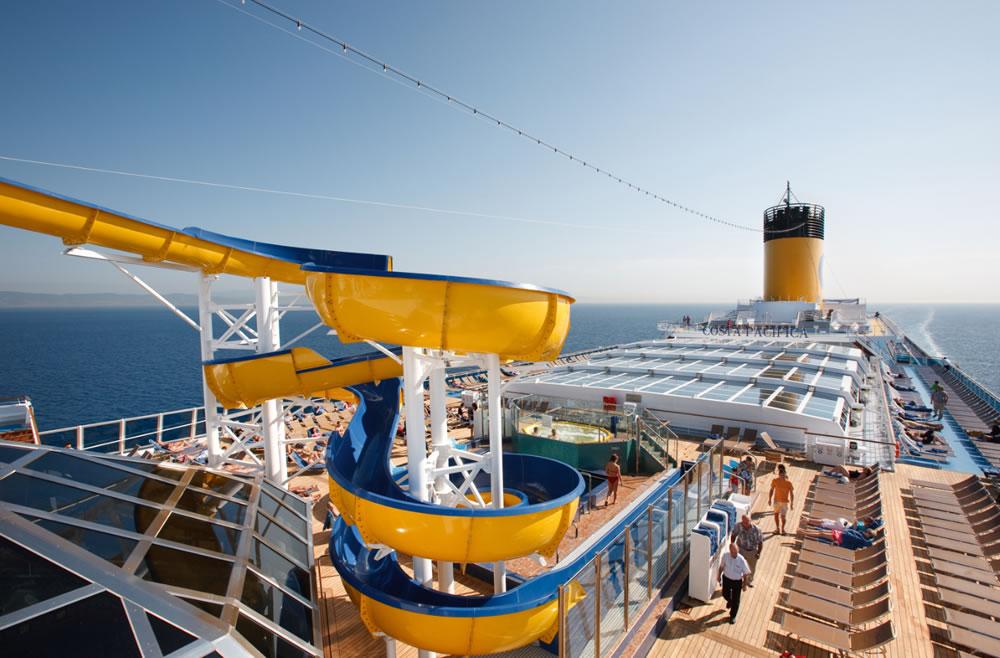 Merveilleuse Méditerranée en 8 jours au départ de Barcelone à bord du Costa Pacifica