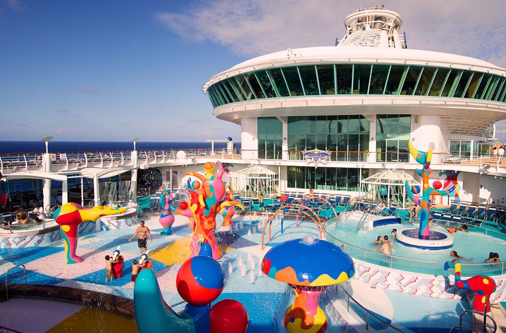 Stars on board 2017 en 5 jours au départ de Barcelone  à bord du Freedom of the Seas