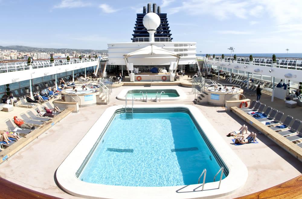 Merveilleuse Méditerranée en 8  jours au départ de Malaga à bord de L'Horizon