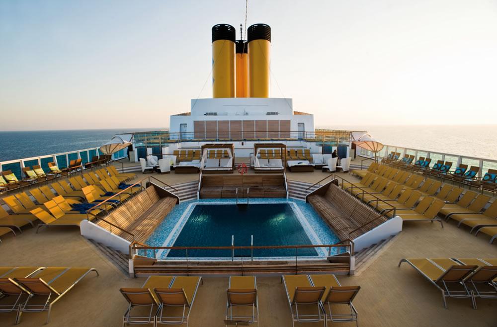 Asie 11 jours au départ de tokyo (japon) à bord du Costa Neoromantica