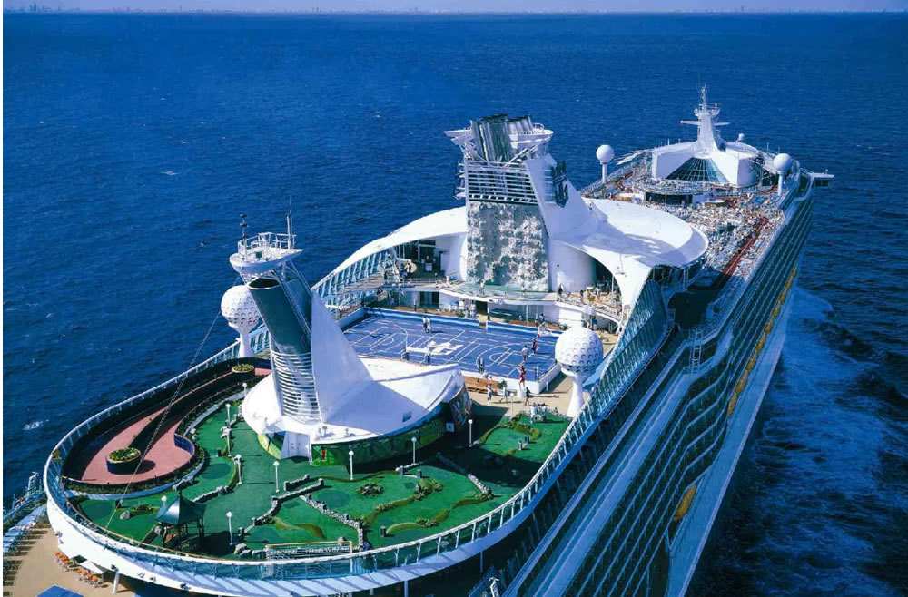 L'Asie en 6 jours au départ de Singapour à bord du Voyager of the Seas