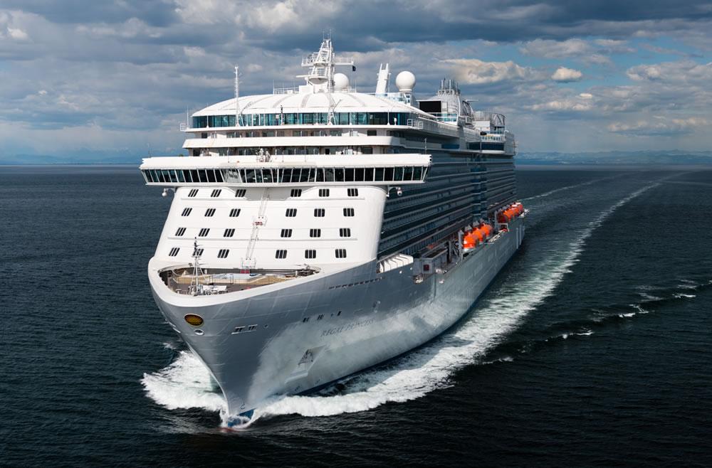 Caraïbes antilles 12 jours au départ de Fort Lauderdale à bord du Regal Princess