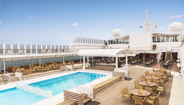 Merveilleuse Méditerranée en 5 jours au départ de Marseille à bord du Msc Sinfonia
