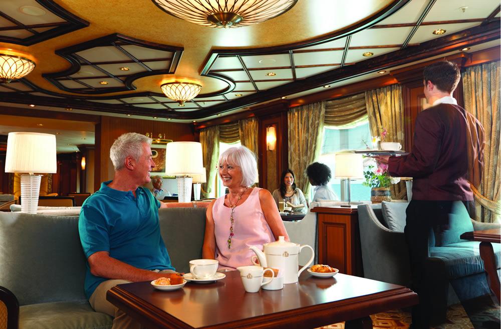 Le Tour du Monde en 43 jours au départ de New York à bord du Queen Elizabeth