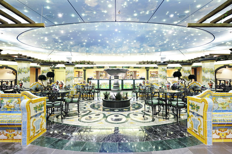 Moyen Orient au départ de Dubaï en 8 jours à bord du MSC Splendida
