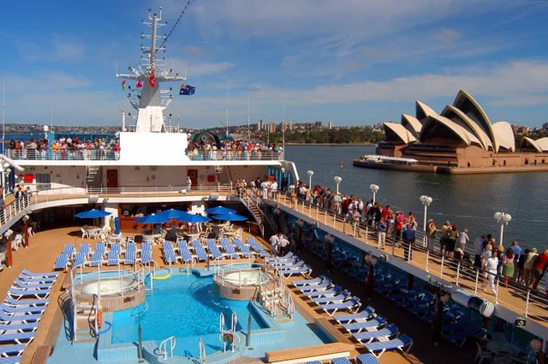 Les Iles grecques 13 jours au départ de venise à bord du Pacific Princess