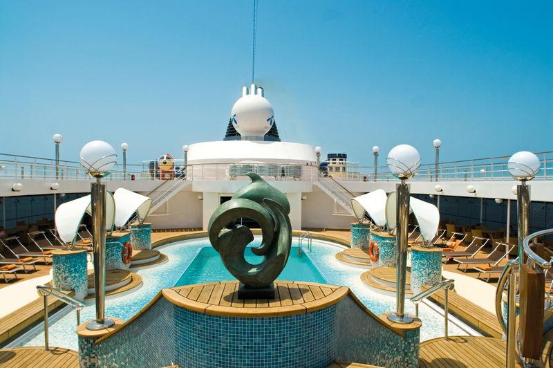 Iles Grecques en 8 Jours au départ de Venise à bord du MSC Musica