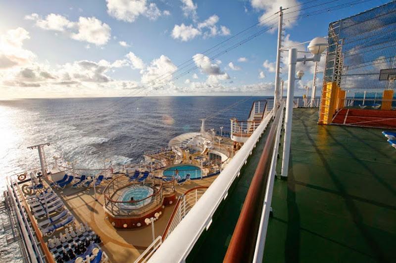 Europe du nord 8 jours au départ de Southampton à bord du Sapphire Princess