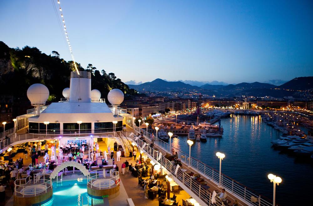 Merveilleuse Méditerranée en 8 jours au départ de Civitavecchia (Rome) à bord du Azamara Quest