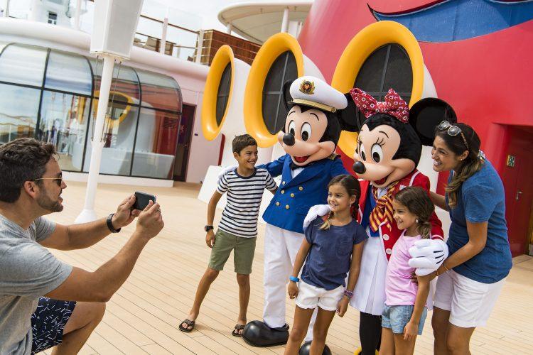 Les Iles Britanniques en 8 jours au départ de Douvres à bord du Disney Magic