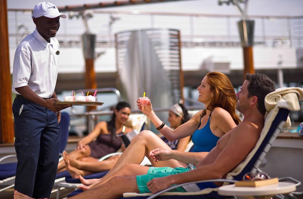 Merveilleuse Méditerranée 13 Jours au Départ de Barcelone à Bord du Celebrity Eclipse
