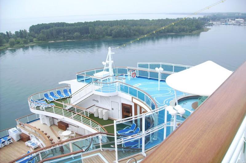 Caraïbes antilles 21 jours au départ de Fort Lauderdale à bord du Crown Princess