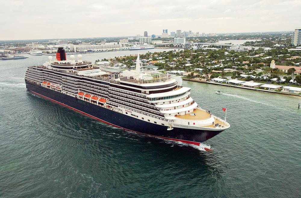 Le Tour du Monde en 41 jours au départ de Hong Kong à bord du Queen Victoria