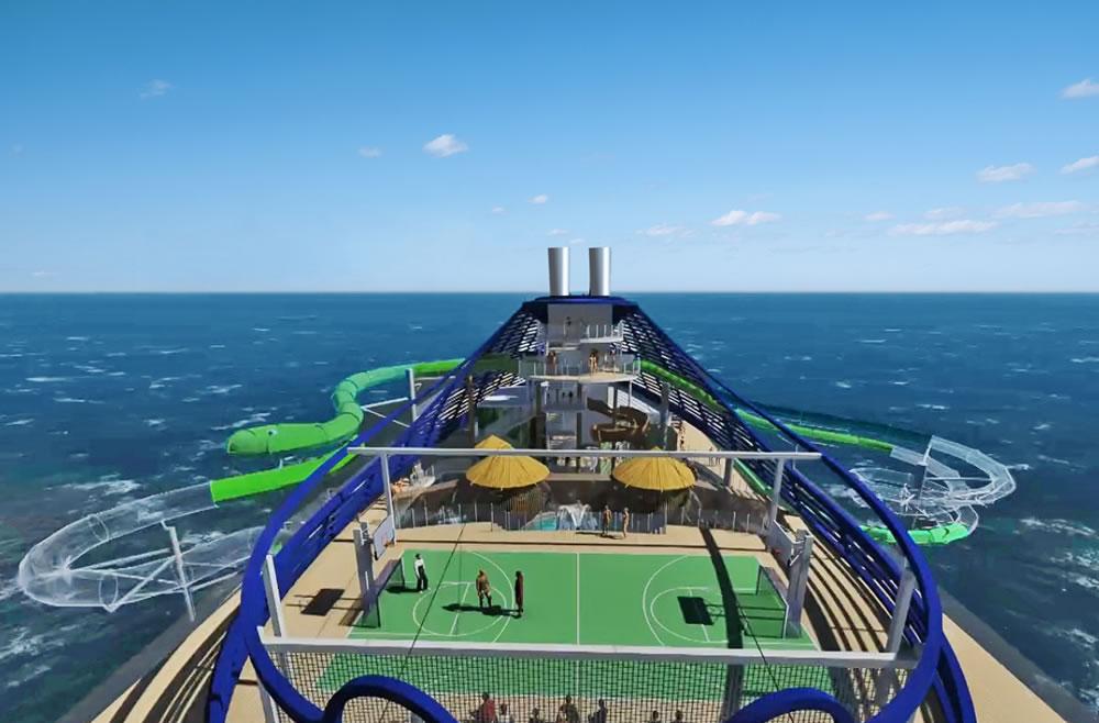 Transatlantique en 16 jours au départ de Barcelone à bord du MSC Seaside