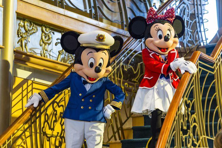 Fjords Norvégiens  en 8 jours au départ de Douvres à bord du Disney Magic