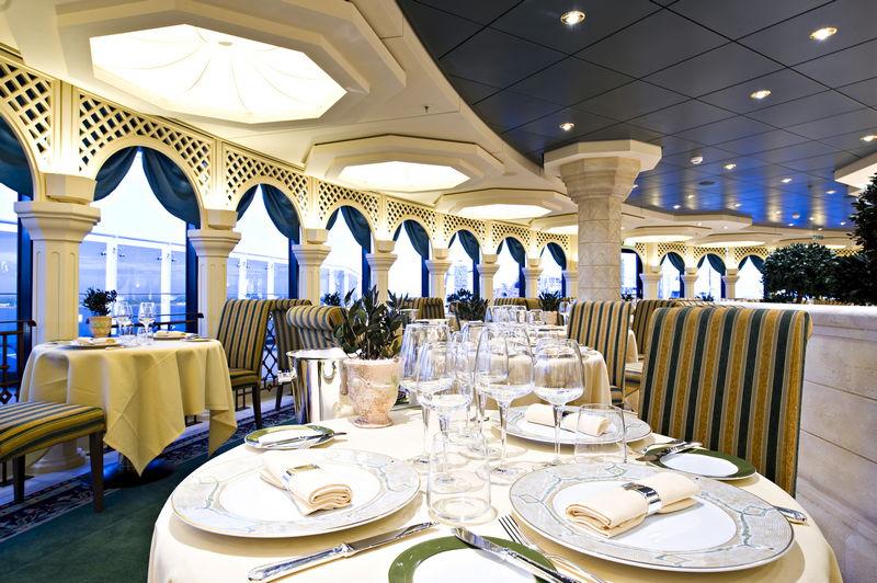 Moyen Orient au départ d'Abu Dhabi en 8 jours à bord du MSC Splendida