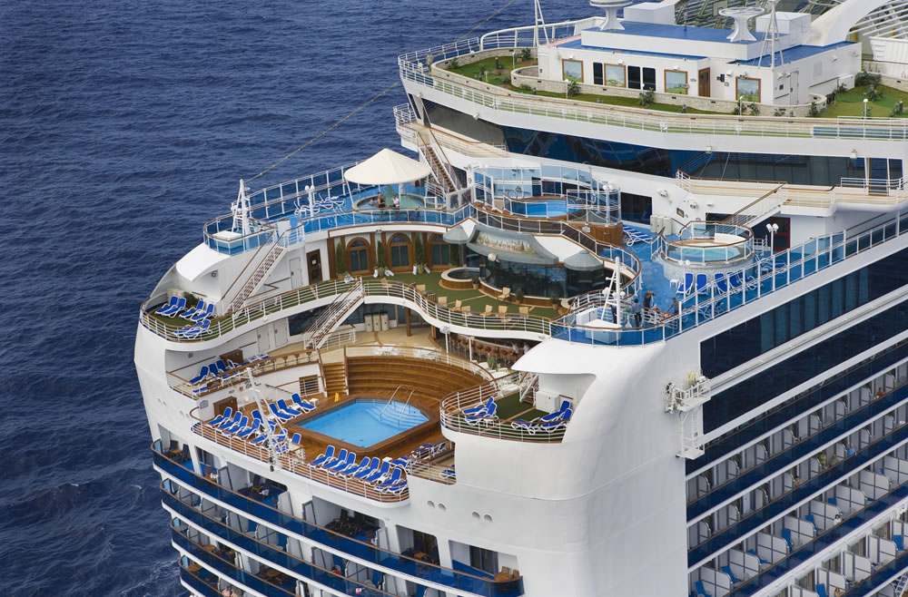 Caraïbes antilles 15 jours au départ de Fort Lauderdale à bord du Crown Princess