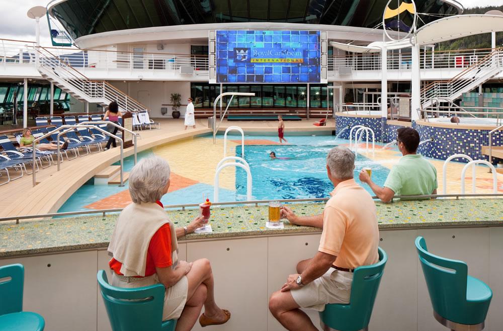 Asie 10 jours au départ de  Seward à bord du Radiance of the Seas