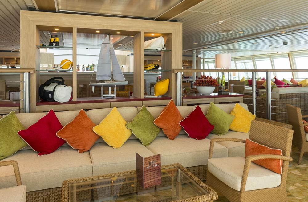 Transocéanique en  14 jours  au départ de Las Palmas de Gran Canaria à bord du Monarch