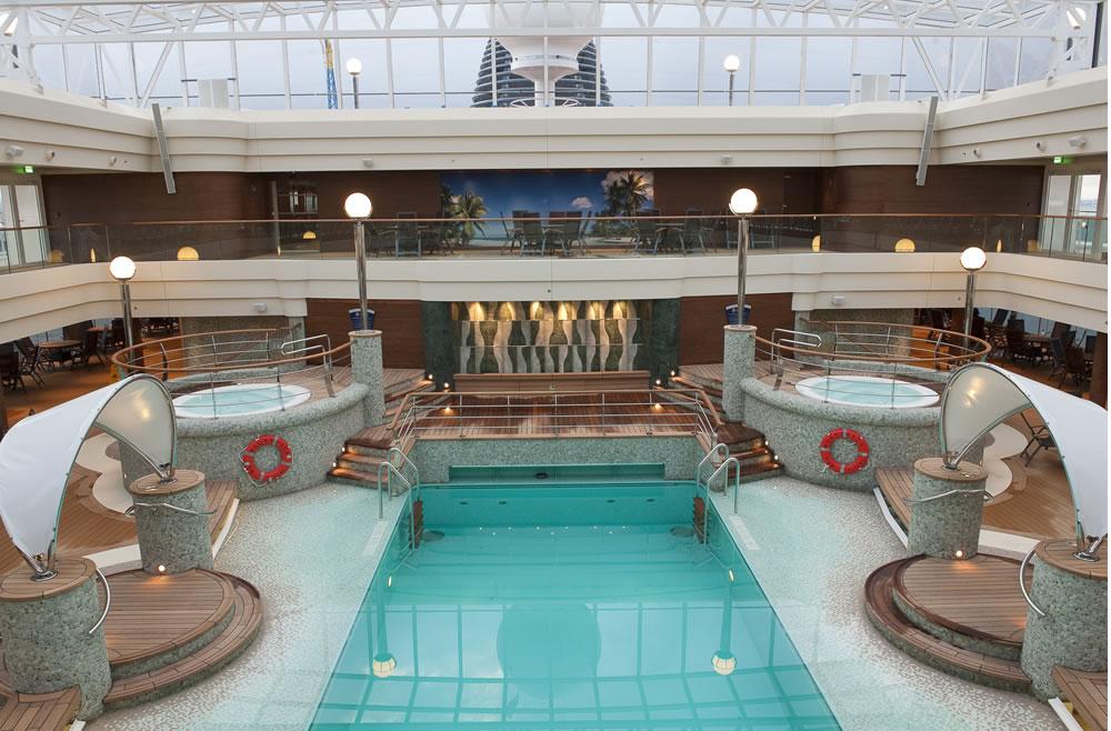 Transatlantique en 11 jours au départ du Havre à bord du MSC Magnifica