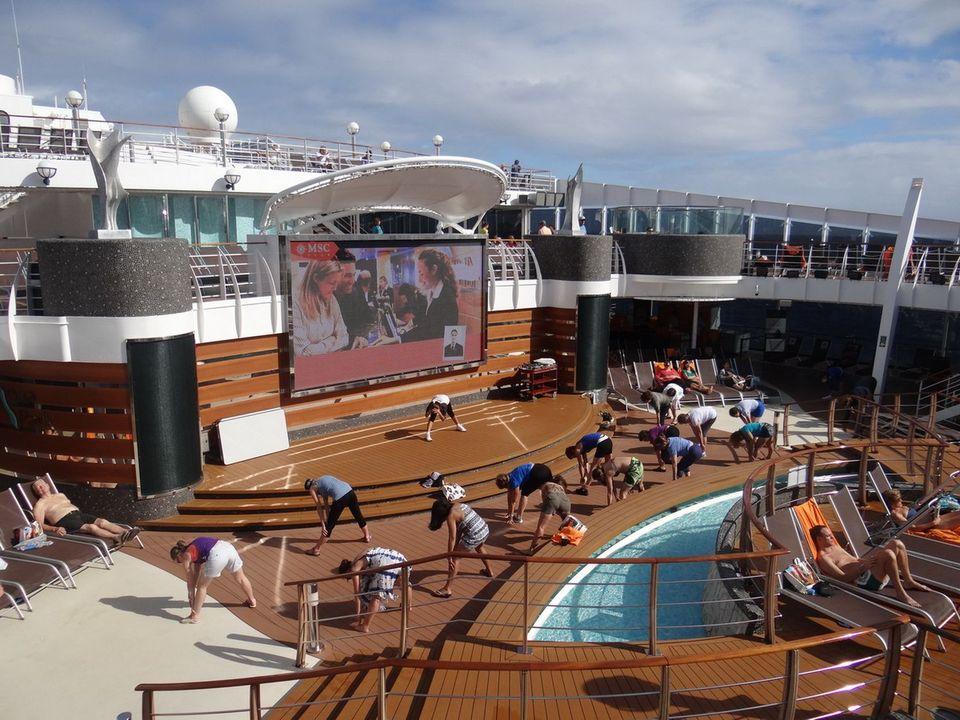Merveilleuse Méditerranée en 8 jours au départ de Palma de Majorque à bord du MSC DIVINA
