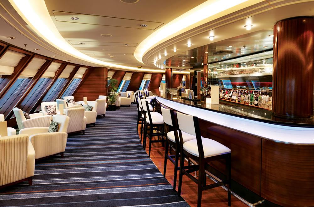 L'Asie en 15 jours au départ de Singapour à bord du Queen Mary 2