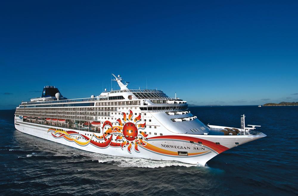 Les caraïbes en 8 jours au départ de Miami à bord du Norwegian Sun