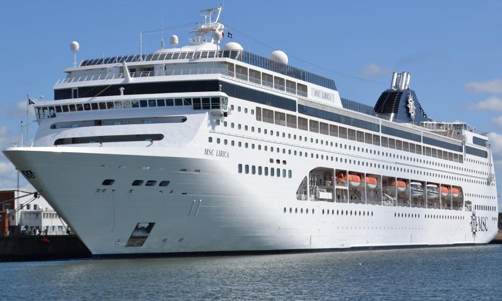 Îles Grecques en 6 jours au départ de Venise à bord du MSC Lirica