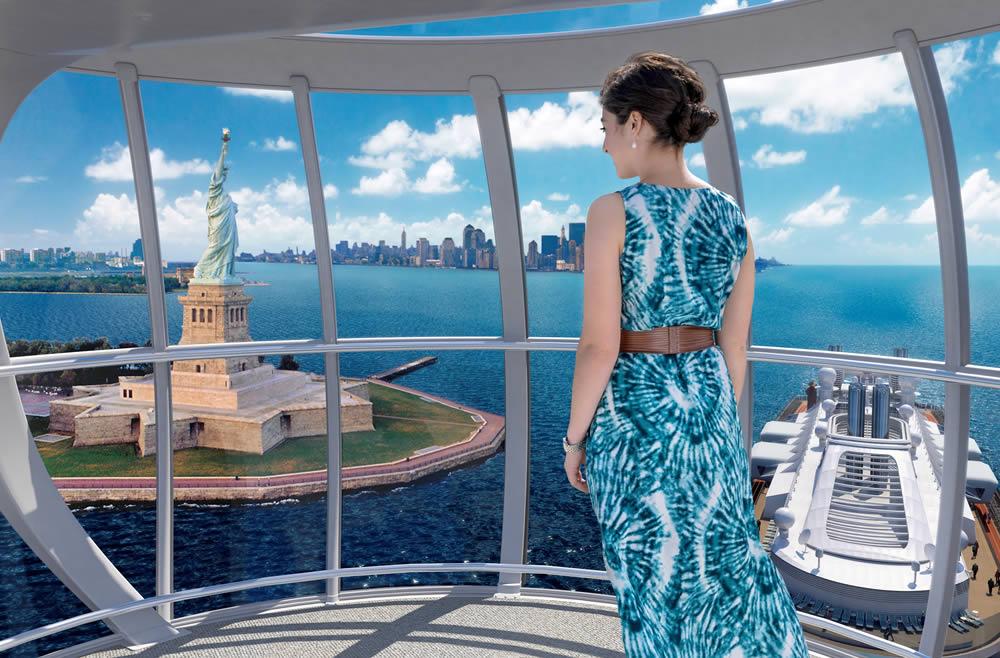 L'Asie en 9 jours au départ de Baoshan - Shanghai à bord du Quantum of the Seas