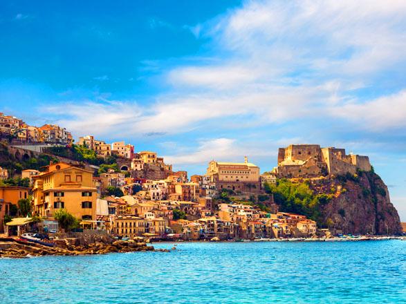 Merveilleuse Méditerranée en 15 jours au départ de Civitavecchia (Rome) à bord du Sky Princess