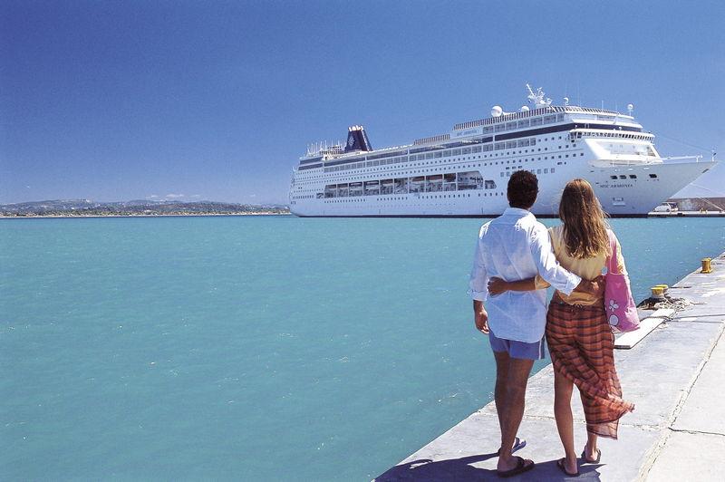 Merveilleuse Méditerranée en 5 Jours au départ de Marseille à bord du Msc Armonia