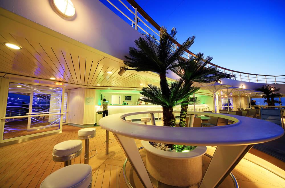 Merveilleuse Méditerrané en 8 jours au départ de Las Palmas de Gran Canaria à bord du L'Horizon