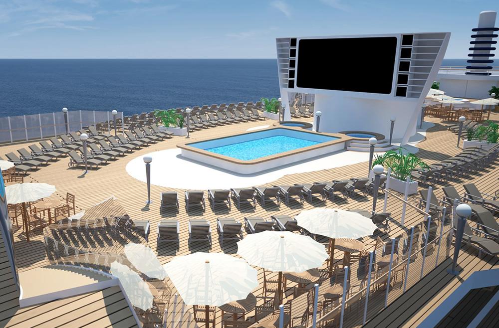 Caraïbes en 8 jours au départ de Miami à bord du MSC Seaside
