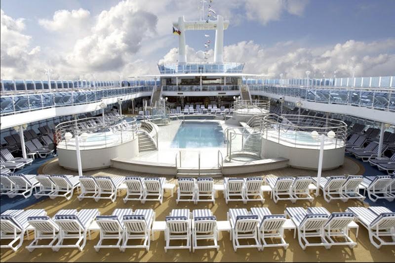 Amérique du nord au départ de Fort Lauderdale à bord du Coral Princess