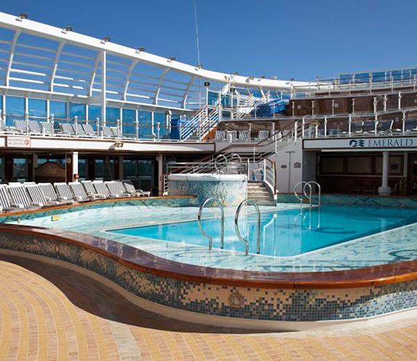 Amérique du sud 15 jours au départ de Valparaiso à bord du Emerald Princess