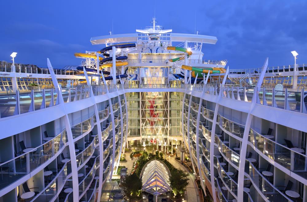 Caraibes en 8 jours au départ de Miami à bord du Symphony of the Seas