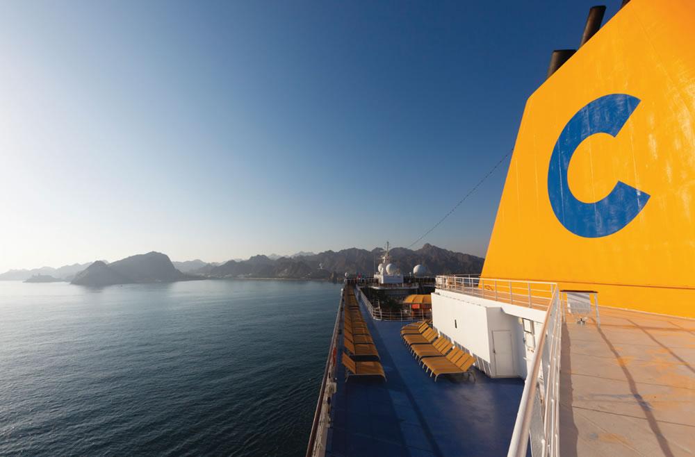 Merveilleuse Méditerranée en 8 jours au départ de Tarragone à bord du Costa neoRiviera