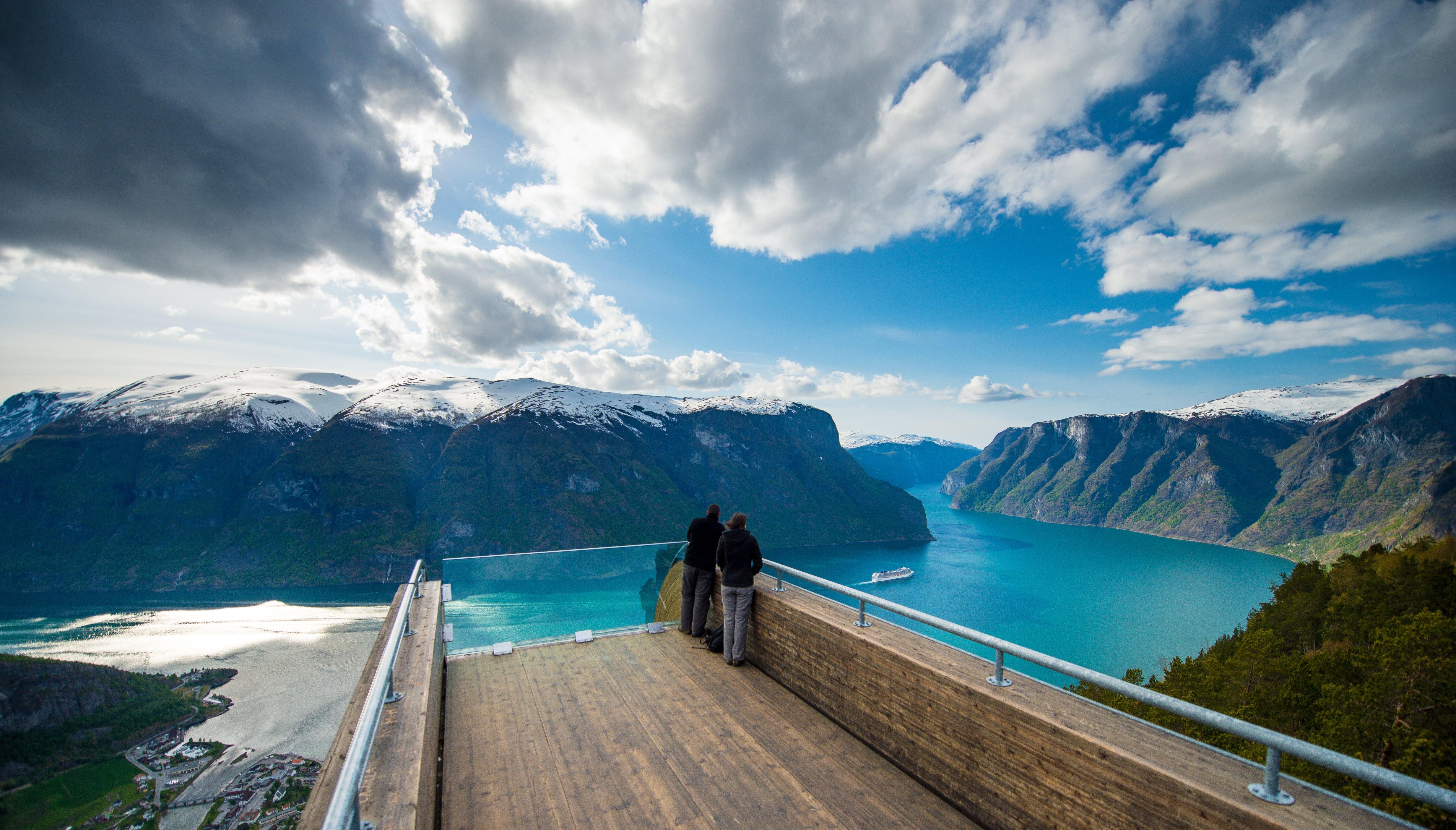 Europe du Nord en 10 jours au départ de Southampton à bord du Norwegian Jade