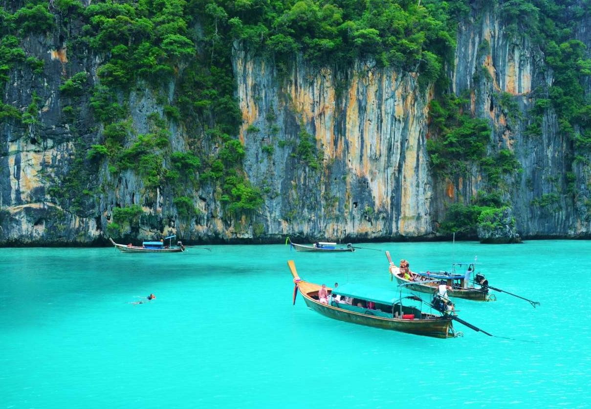 Croisière Thailand