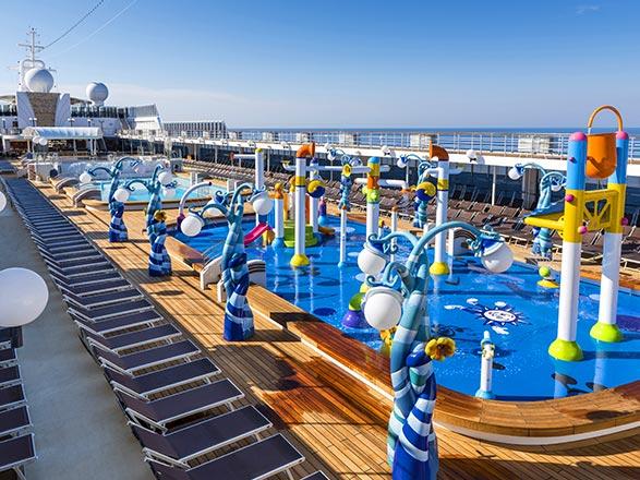 Merveilleuse Méditerranée en 8 Jours au départ de Marseille à bord du MSC Opera