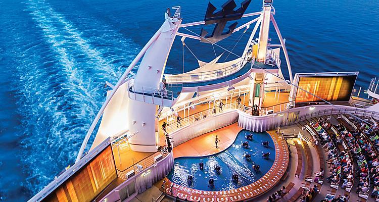 Merveilleuse Méditerranée en 8 jours au départ de Barcelone à bord du Symphony of the Seas
